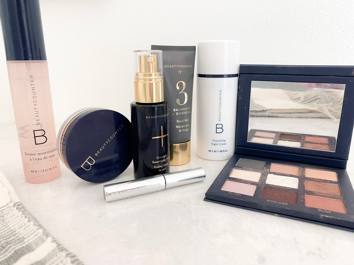 beauty counter products