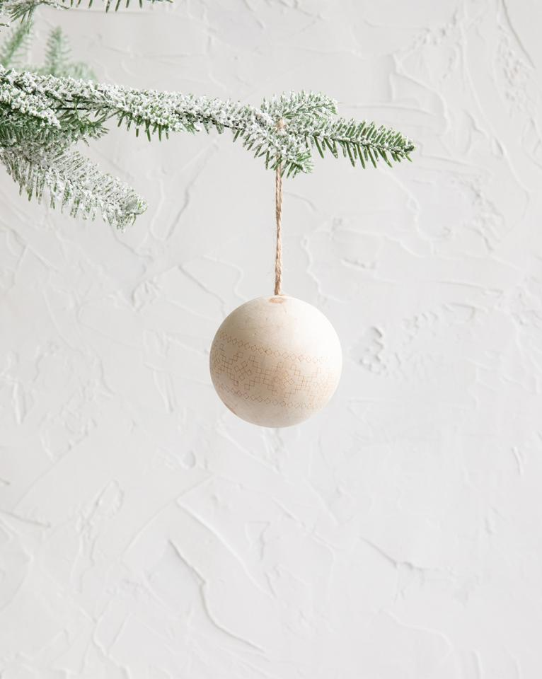 woodchristmasornament